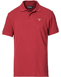 Sports Polo Red