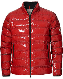 Agar Down Ripstop Jacket Red