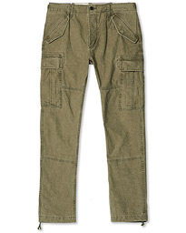 Slim Fit M43 Cargo Pants Military Green