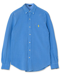 Polo Ralph Lauren Slim Fit Featherweight Mesh Shirt Harbour Island S