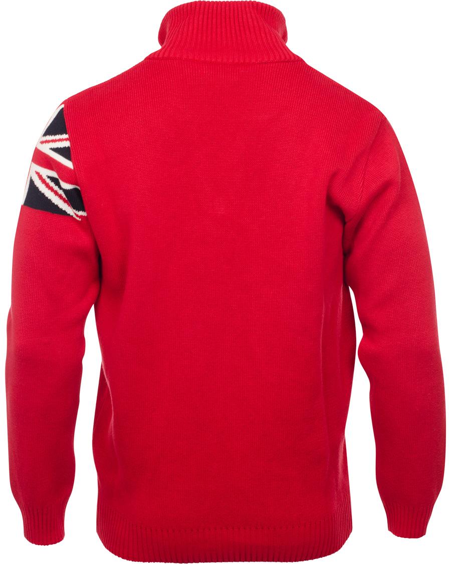 fånga mest populär väldigt billigt Henri Lloyd Alton Zip Rosso Red