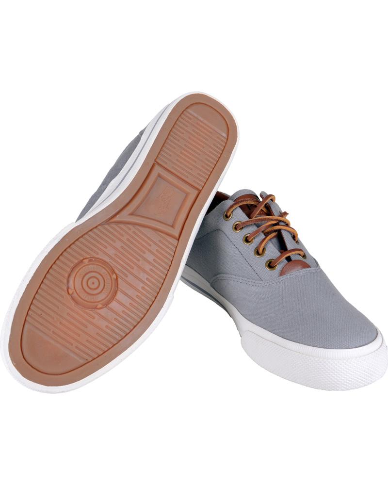 Polo Ralph Lauren Vaughn NE Sneaker Grey hos