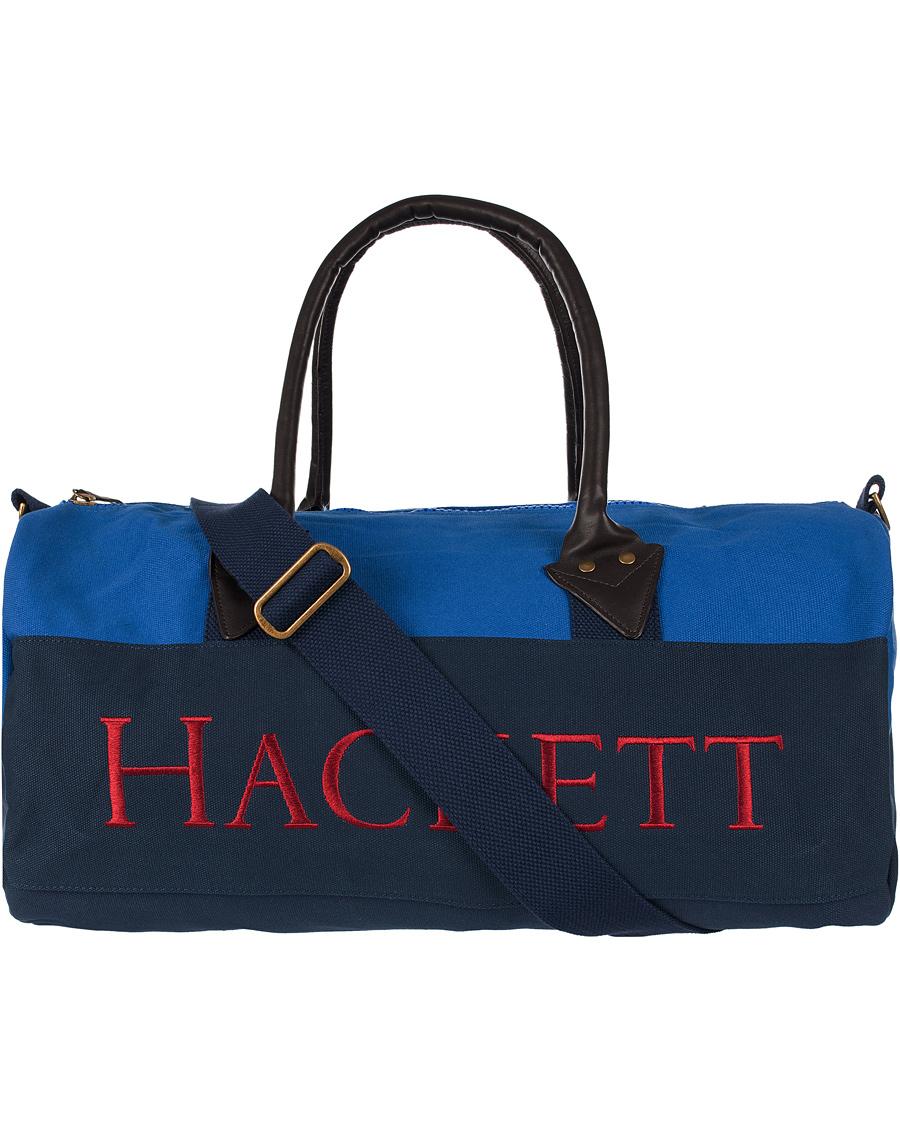 Hackett Duffle Bag Blue