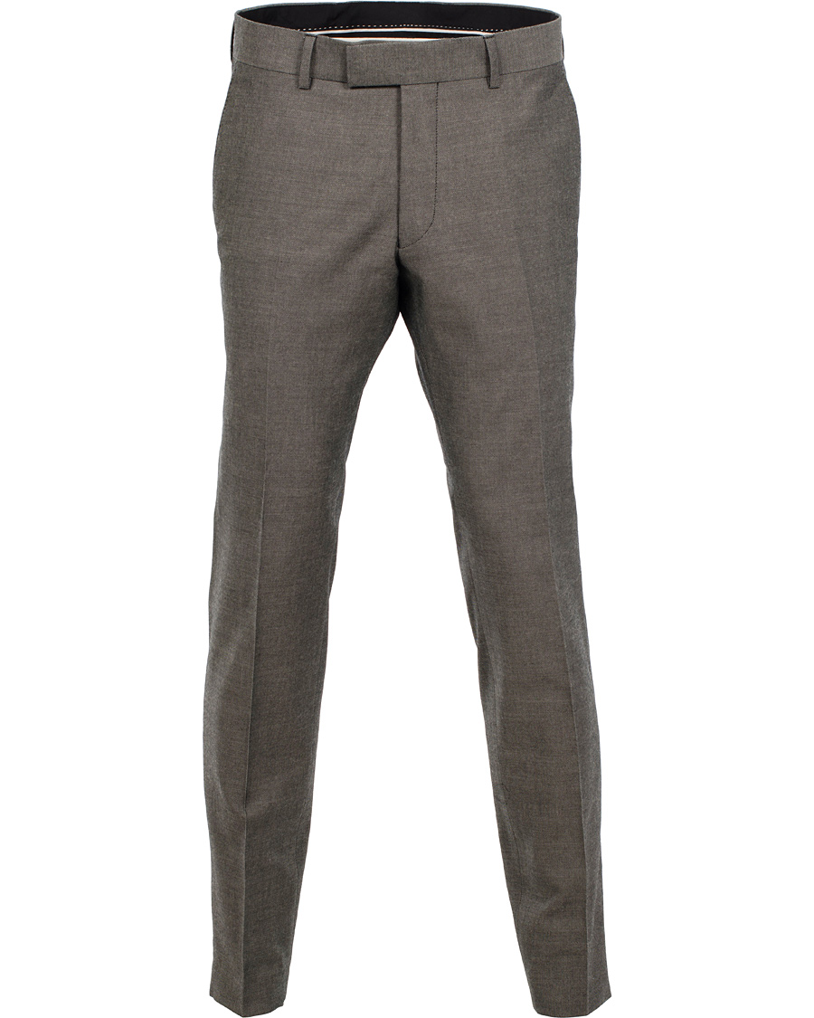 068a1d11 Tiger of Sweden Stellan Trousers Grey hos CareOfCarl.com
