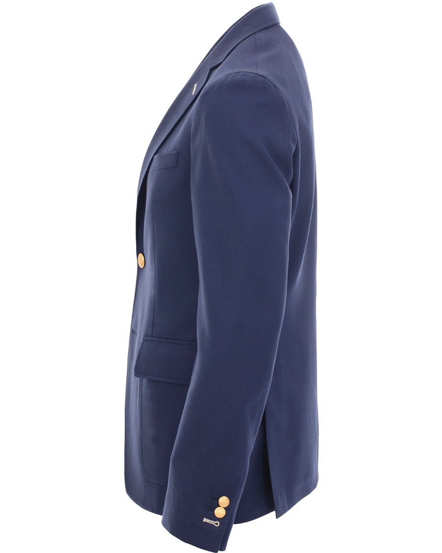 GANT Rugger The Hopsack Club Blazer Evening Blue hos