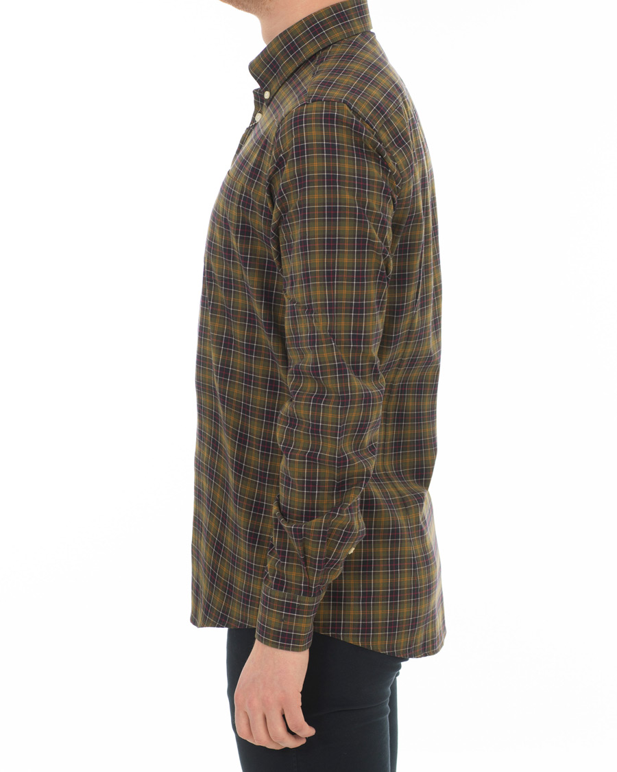 f3be7339261 Barbour Lifestyle Malcolm Tailord Fit Shirt Classic Tartan hos Ca