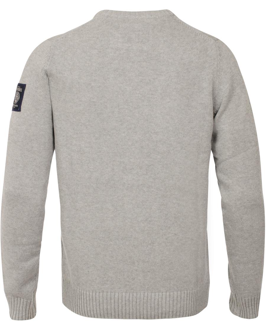 Morris Cumbria Knit Grey hos