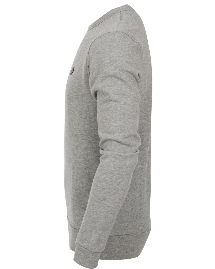 LUKE SPORT Sweater Deep Red Cotton Blend Raised Logo RRP £70
