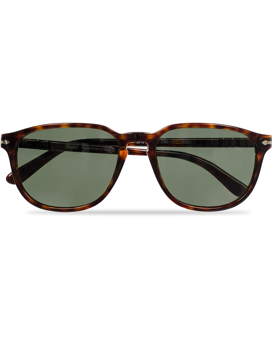 cac77b387cea Persol PO3019S Sunglasses Havana Crystal Green hos CareOfCarl.c