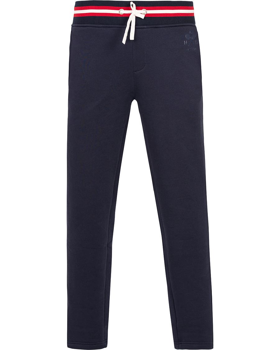 033869fd GANT Track Suit Sweat Pants Marine hos CareOfCarl.com