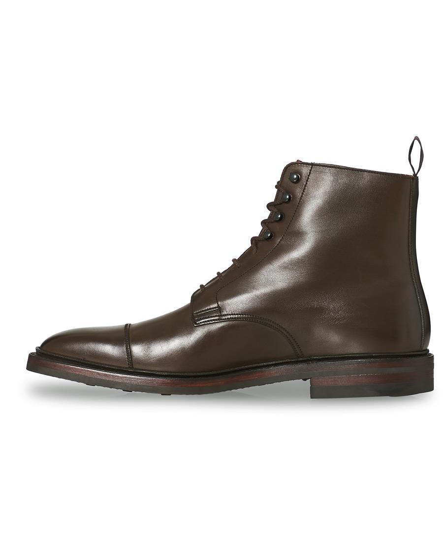 Crockett & Jones Northcote Boot Dark Brown Calf UK6 EU39,5