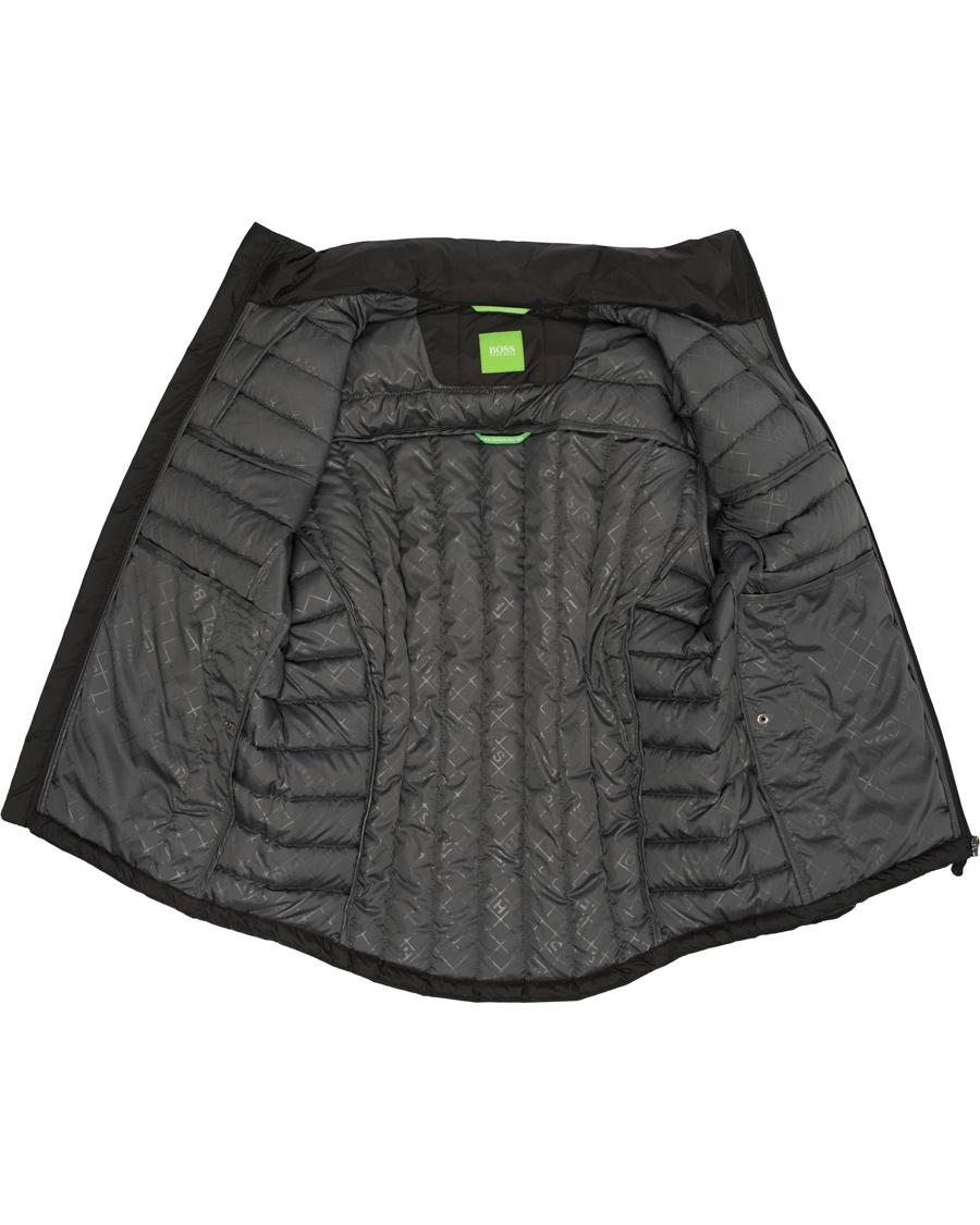 a899c93235d BOSS Athleisure Jurado Light Weight Down Jacket Black hos CareOfC