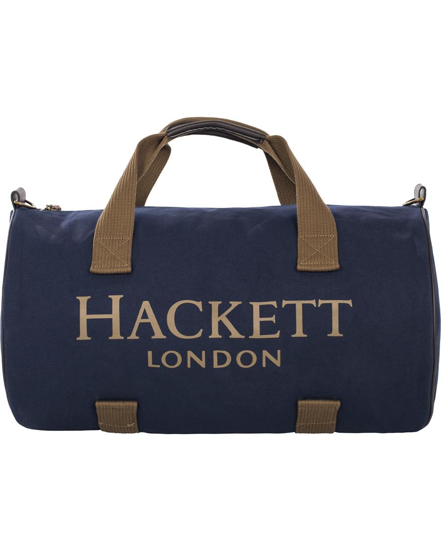 Hackett Kit Duffle Weekend Bag Navy