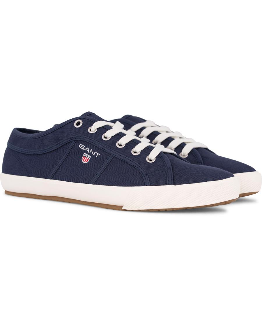 GANT Samuel Sneaker Navy Blue hos