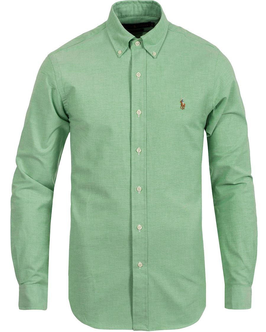 ralph lauren skjorta grön