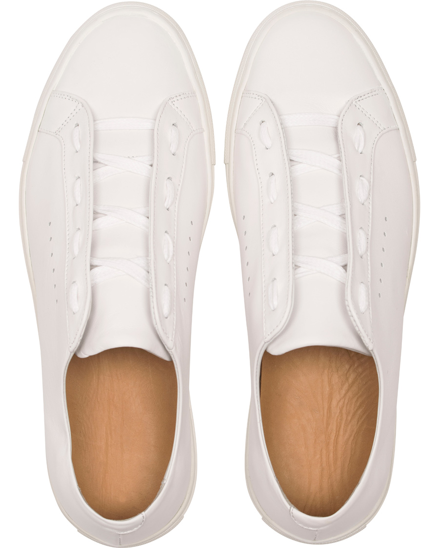 Filippa K Morgan Low Top Sneaker White hos CareOfCarl.com b26401fcc