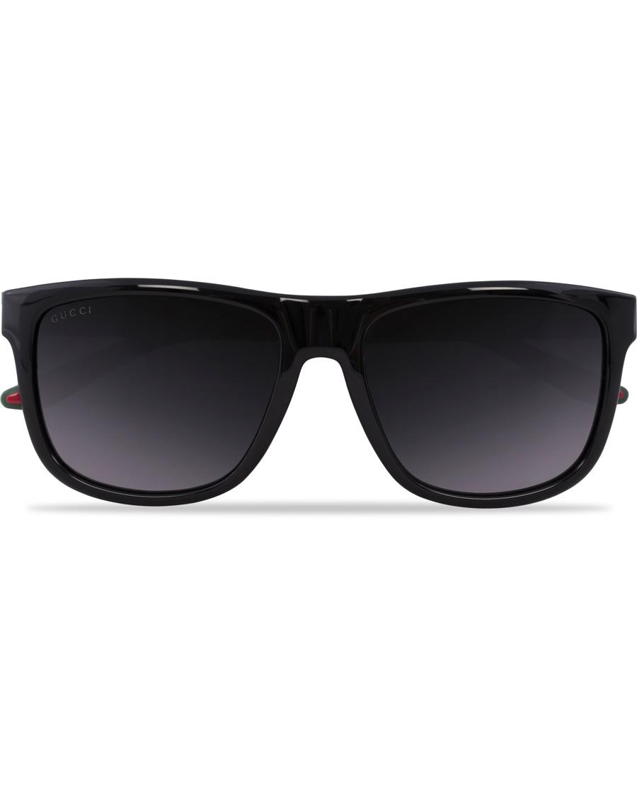 1ad82aa0d4e1 Gucci GG 1118 S Sunglasses Black hos CareOfCarl.com