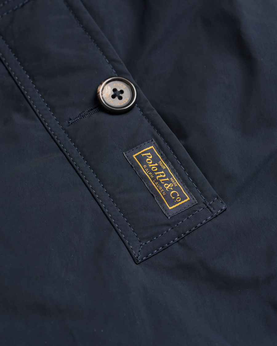 02bed741 Polo Ralph Lauren Commuter Carcoat Aviator Navy hos CareOfCarl.co