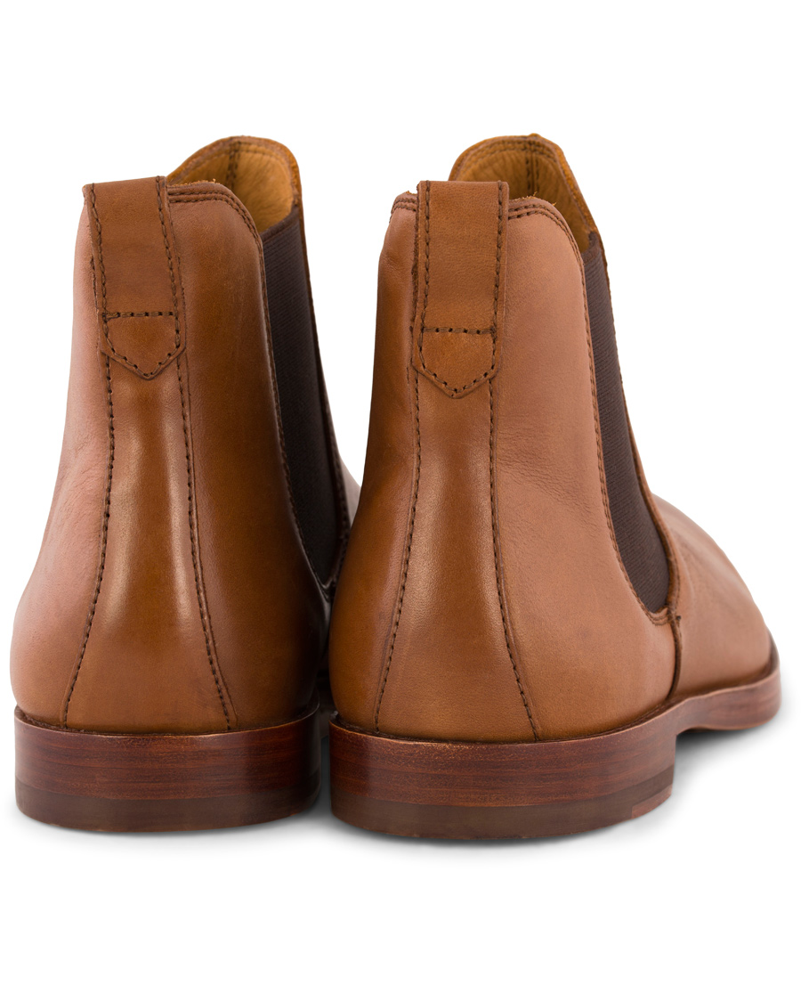 Tan Careof 2 Lauren Chelsea Calf Dillian Ralph Boot Hos Polo EHDIW9Ybe2