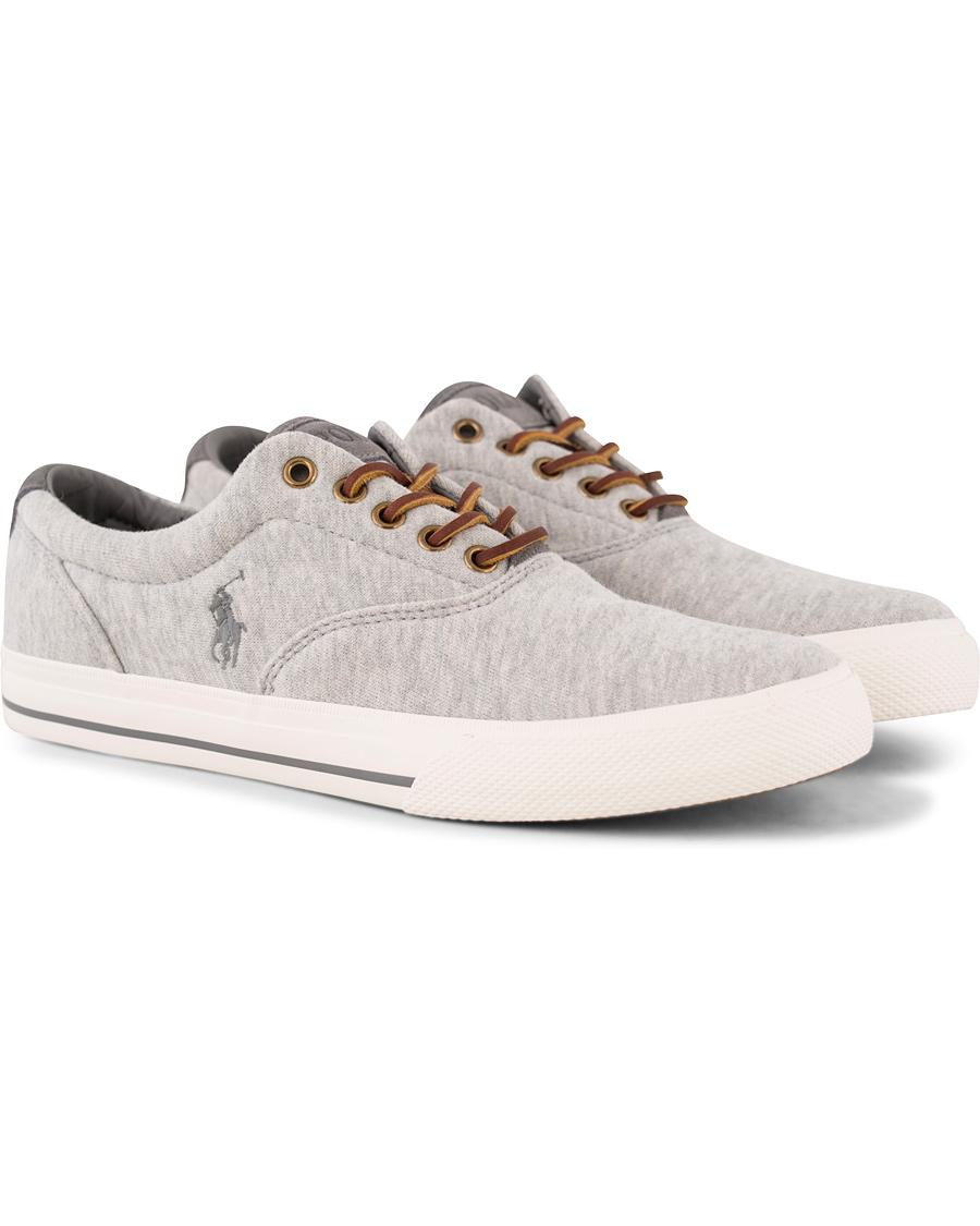Polo Ralph Lauren Vaughn Sneaker Light Grey Heather hos