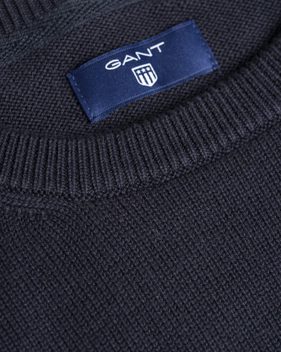 GANT American Flag Sweater Navy hos