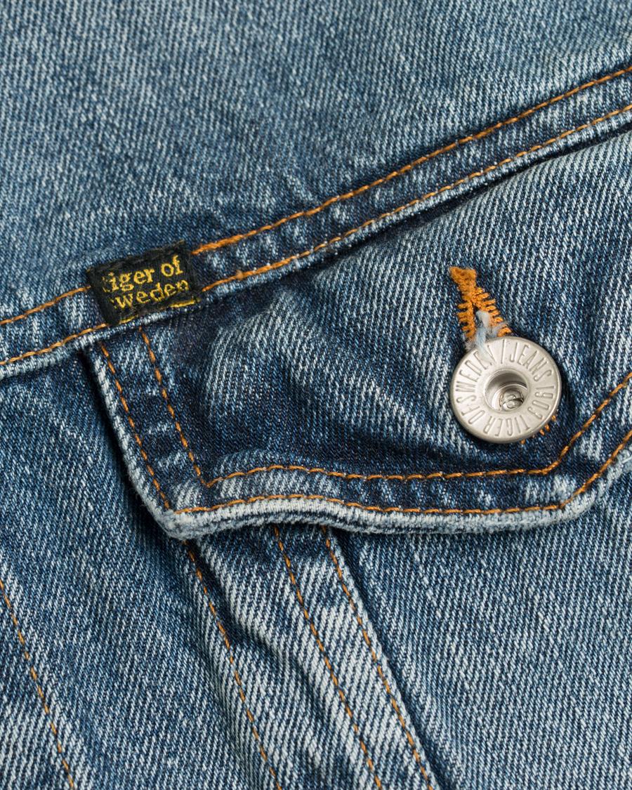 159f4b22 Tiger of Sweden Jeans Primal Huge Jeans Jacket Light Washed Blue