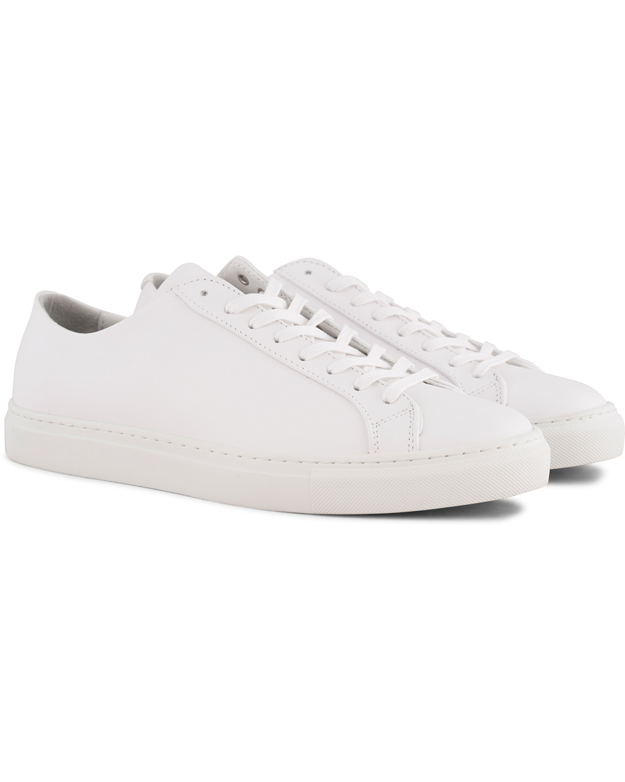 Filippa K Morgan Low Sneaker White hos