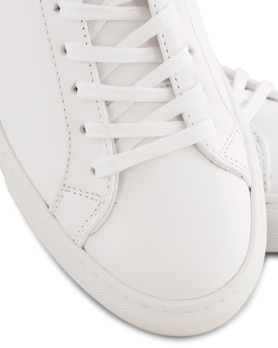 Filippa K Morgan Low Sneaker White hos CareOfCarl.com 860d3cdfa
