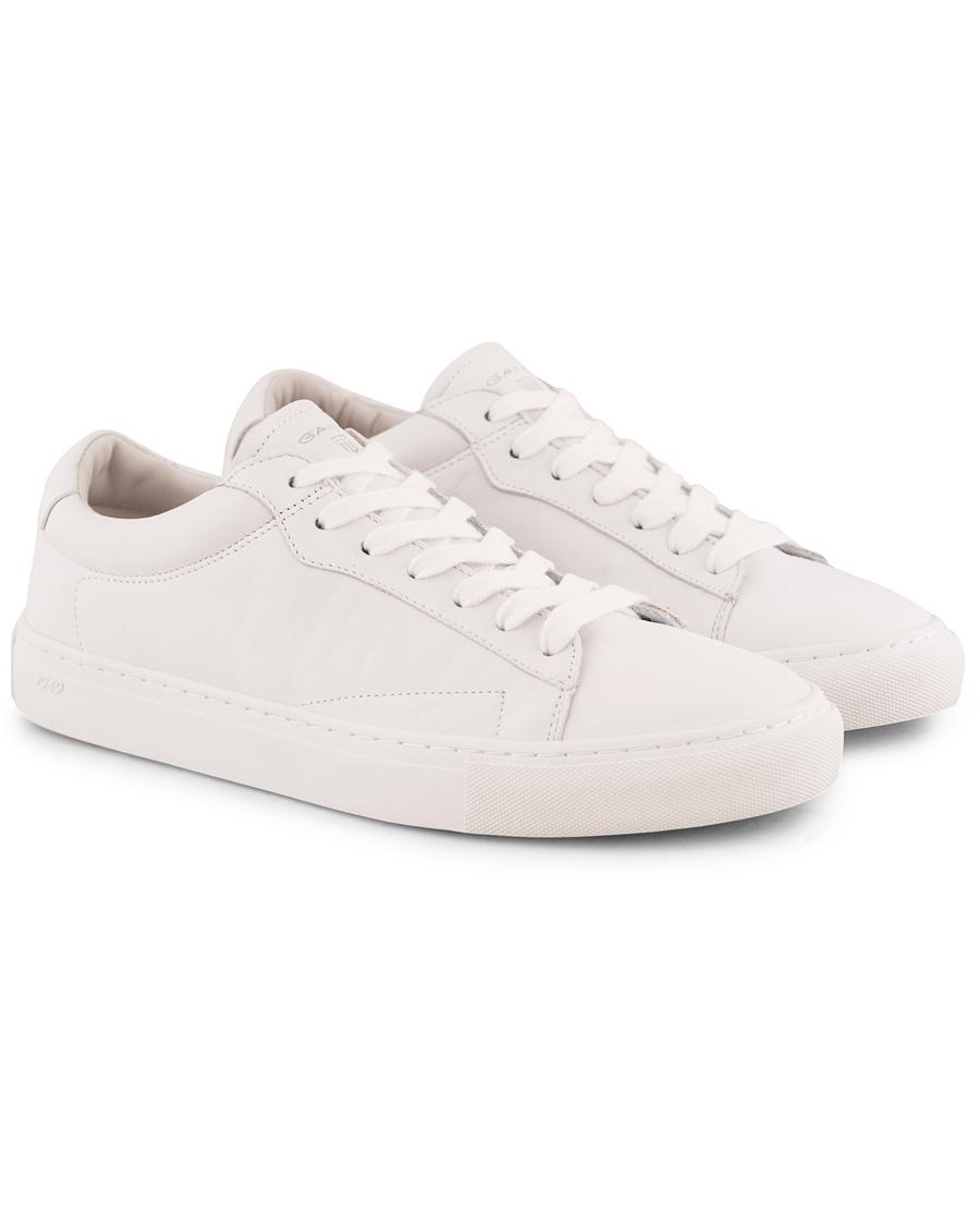 GANT Bryant Leather Sneaker Bright
