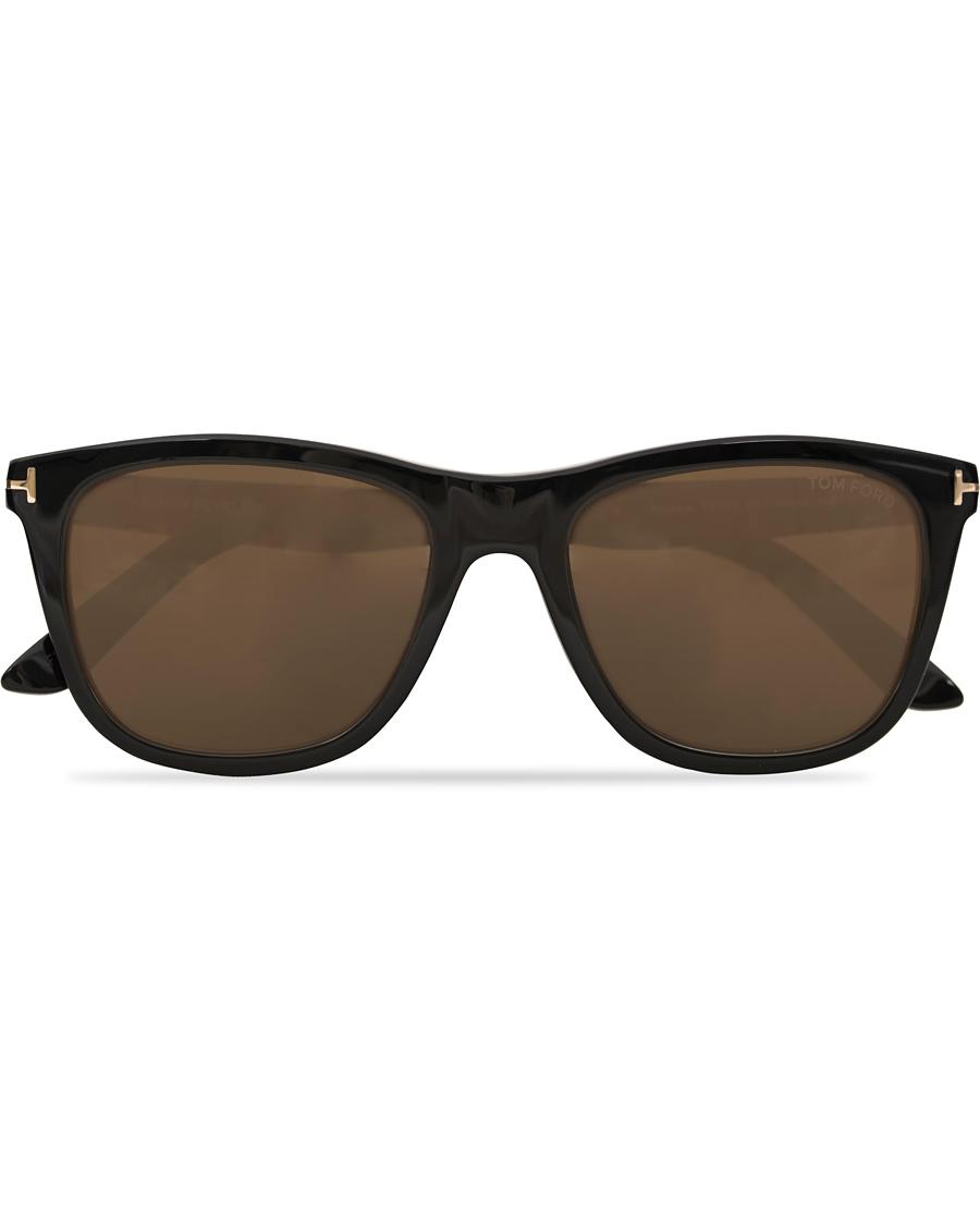 f9426480535 Tom Ford Andrew FT0500 Sunglasses Black Roviex hos CareOfCarl.co
