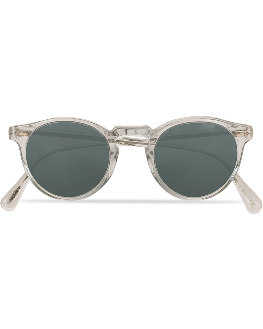 Oliver Peoples Gregory Peck Sunglasses CrystalIndigo Photochromic