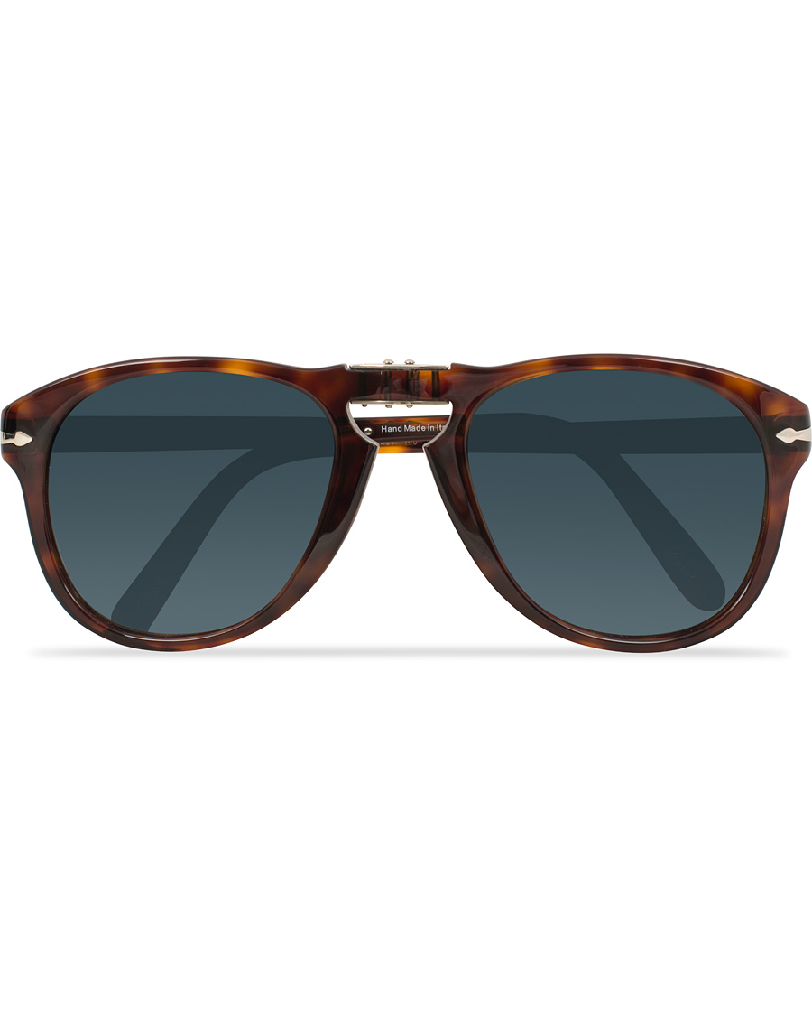 dd4574427c Persol Steve McQueen Polarized Sunglasses Havana hos CareOfCarl.