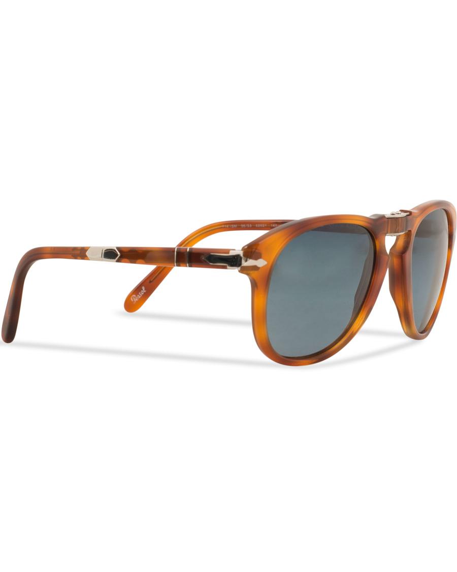 7d65750a48 Persol Steve McQueen Polarized Sunglasses Light Havana hos CareO