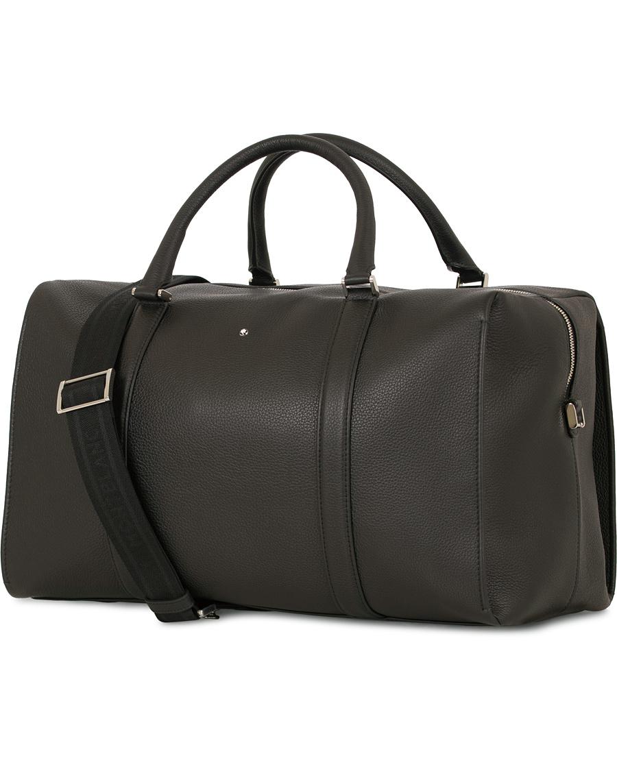 6bc2ff85beed Montblanc Meisterstück Soft Grain Small Duffle Bag Black hos Car