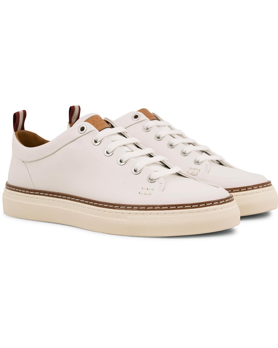 Bally Hernando Sneaker White hos CareOfCarl.com ce79de0724408