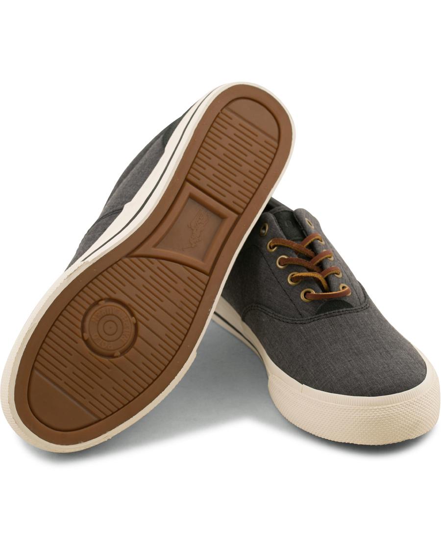 Polo Ralph Lauren Vaughn Sneaker Carbon Grey hos