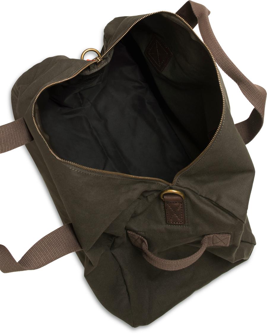 Morris Gym Canvas Bag Green