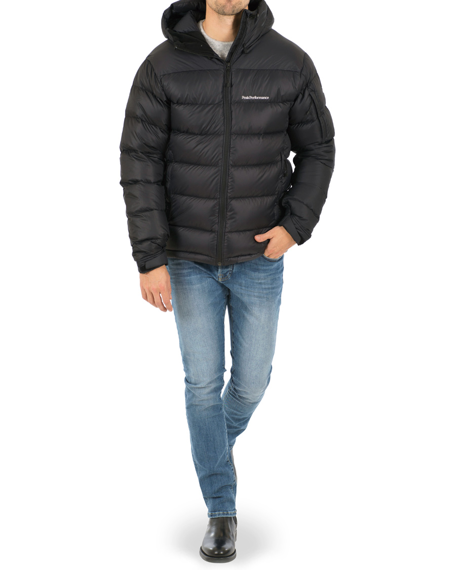 Peak Performance Frost Down Jacket Black hos