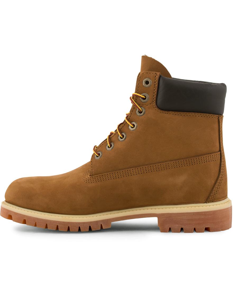 Timberland Icon 6 inch Premium Boot Rust hos