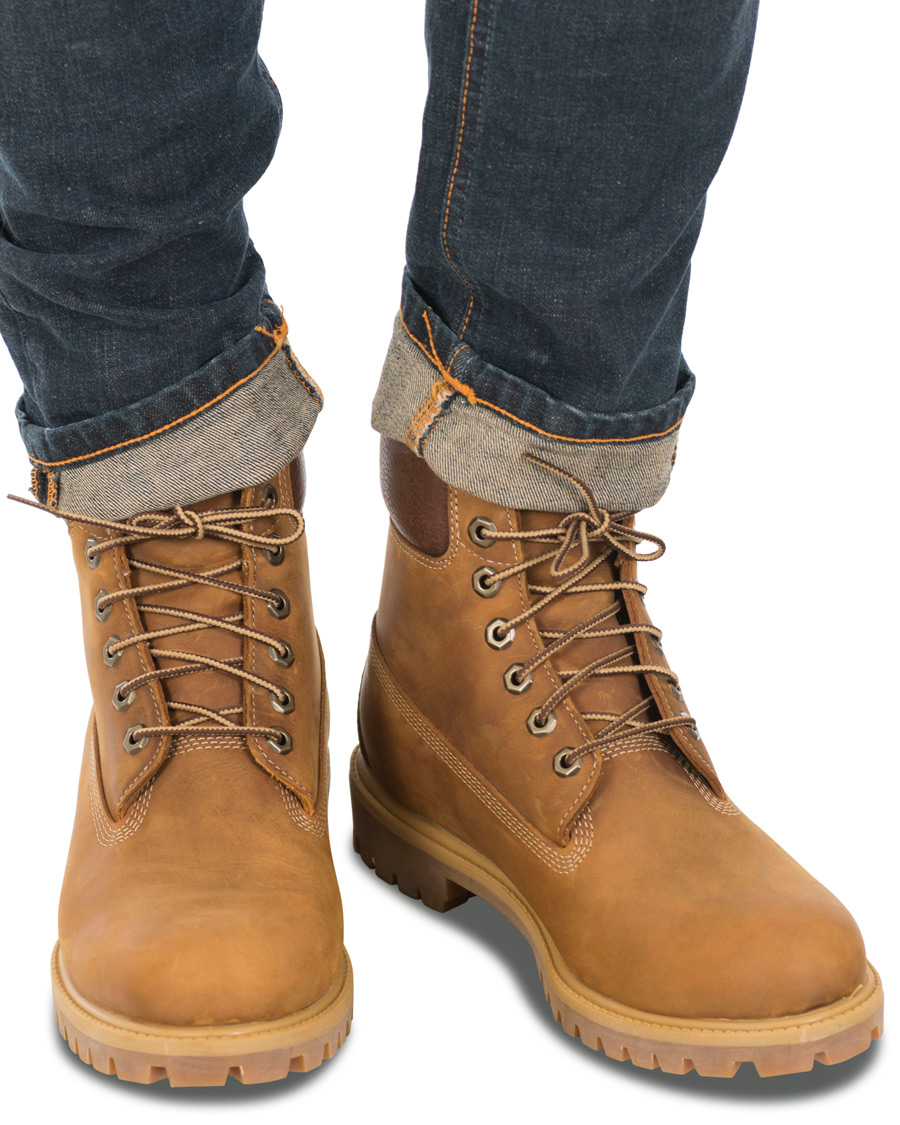 cheap price 100% genuine 2018 sneakers Timberland Heritage Classic 6-inch Boot Brown hos CareOfCarl.com