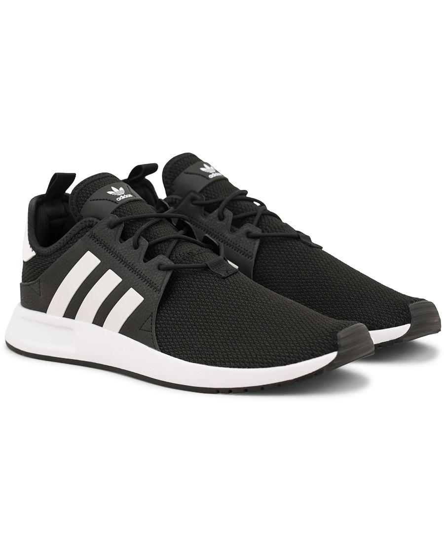 Adidas Originals X_PLR Shoes, Black White