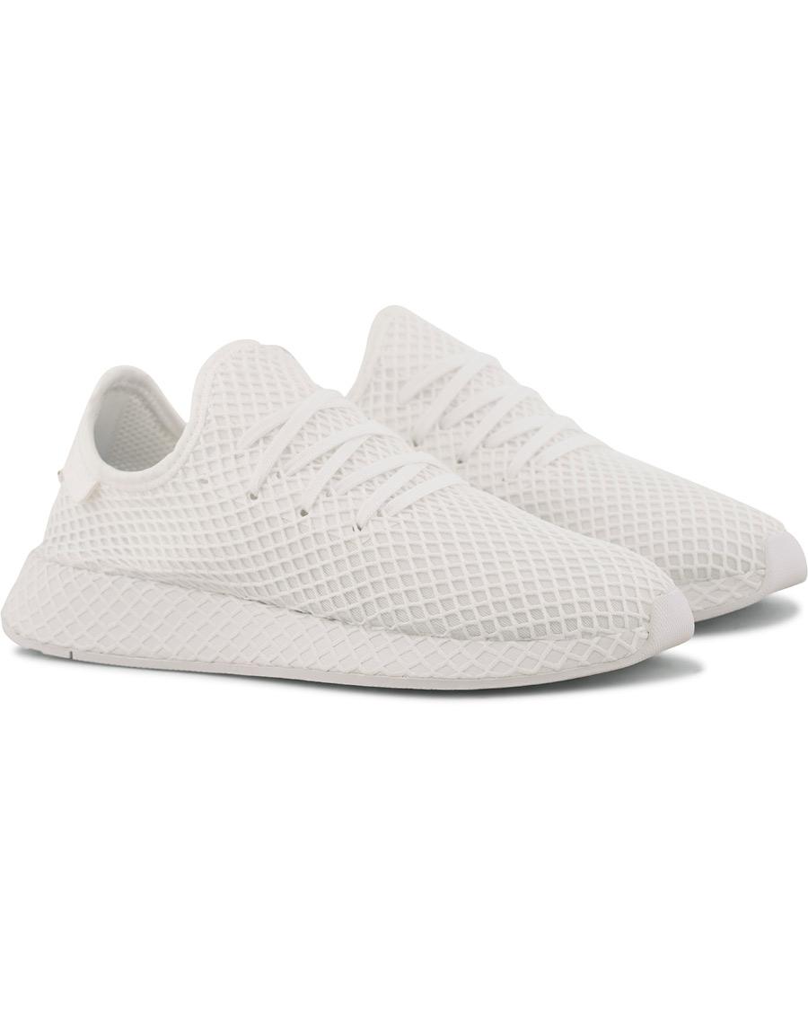 adidas Originals Deerupt Runner Sneaker White