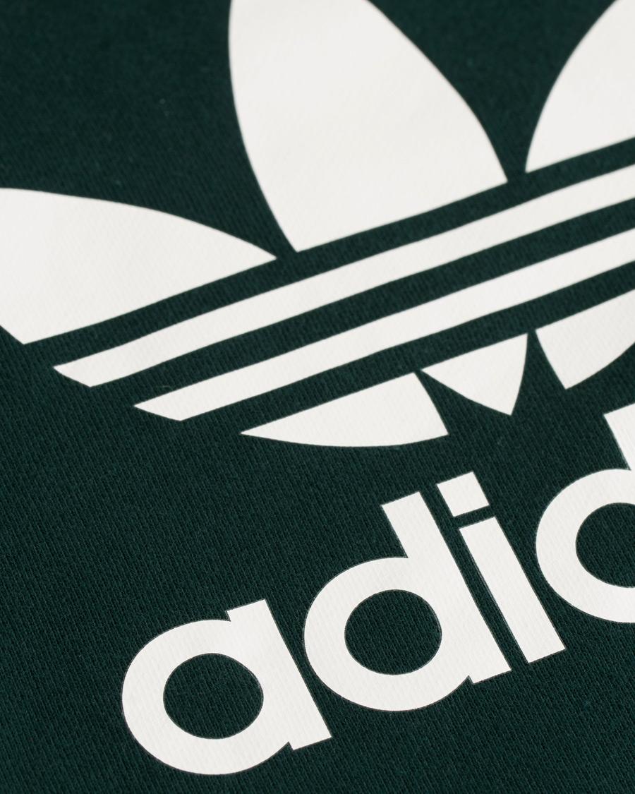 Details about Adidas Men's Original Trefoil Hoodie Green Night CW1242 NEW!