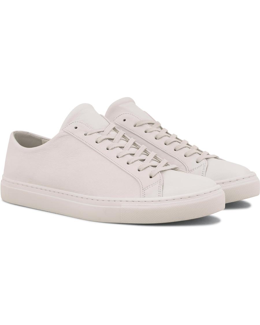 check out 4d626 45358 Filippa K Morgan Low Calf Sneaker White