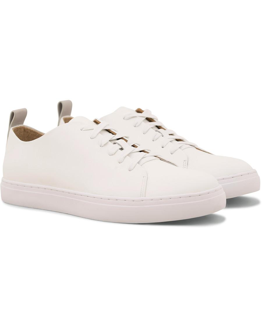 Tiger of Sweden Brukare Leather Sneaker White hos