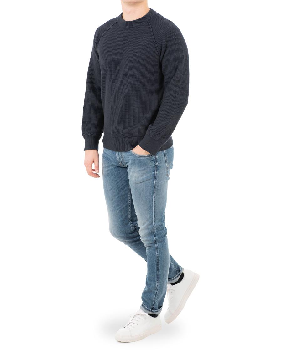 J.Lindeberg Calf Sneaker White hos