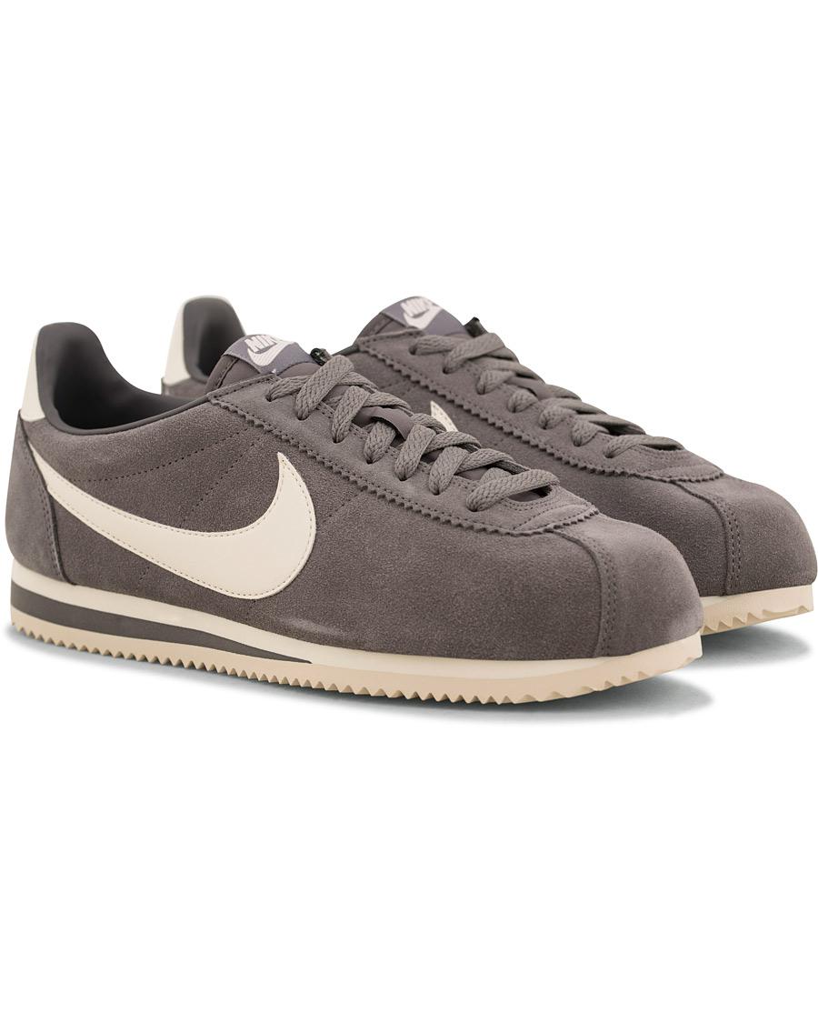 info for 37f20 11a0b Nike Cortez Suede Sneaker Grey