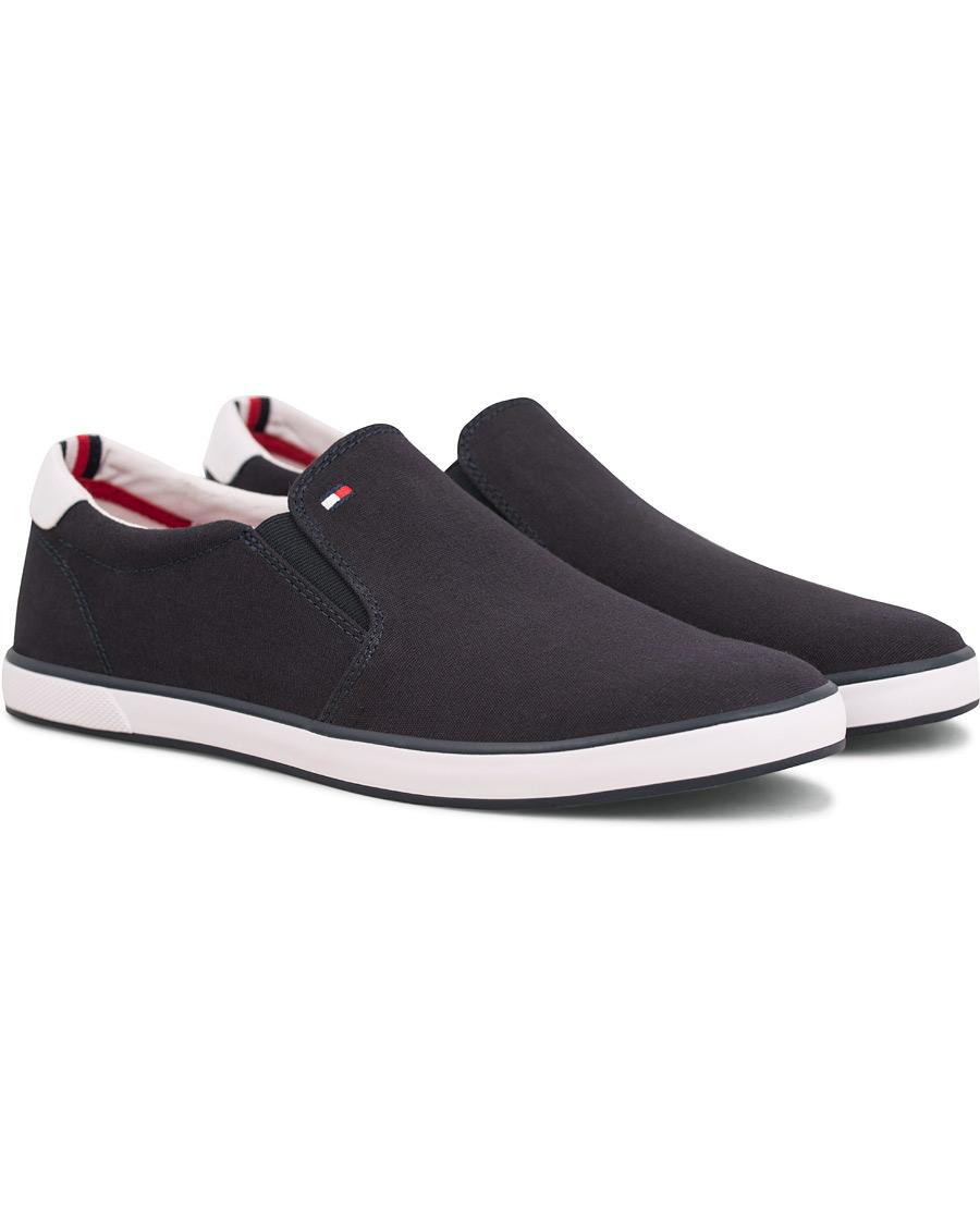 best service 2144c 81a5c Tommy Hilfiger Harlow Slip on Sneaker Midnight
