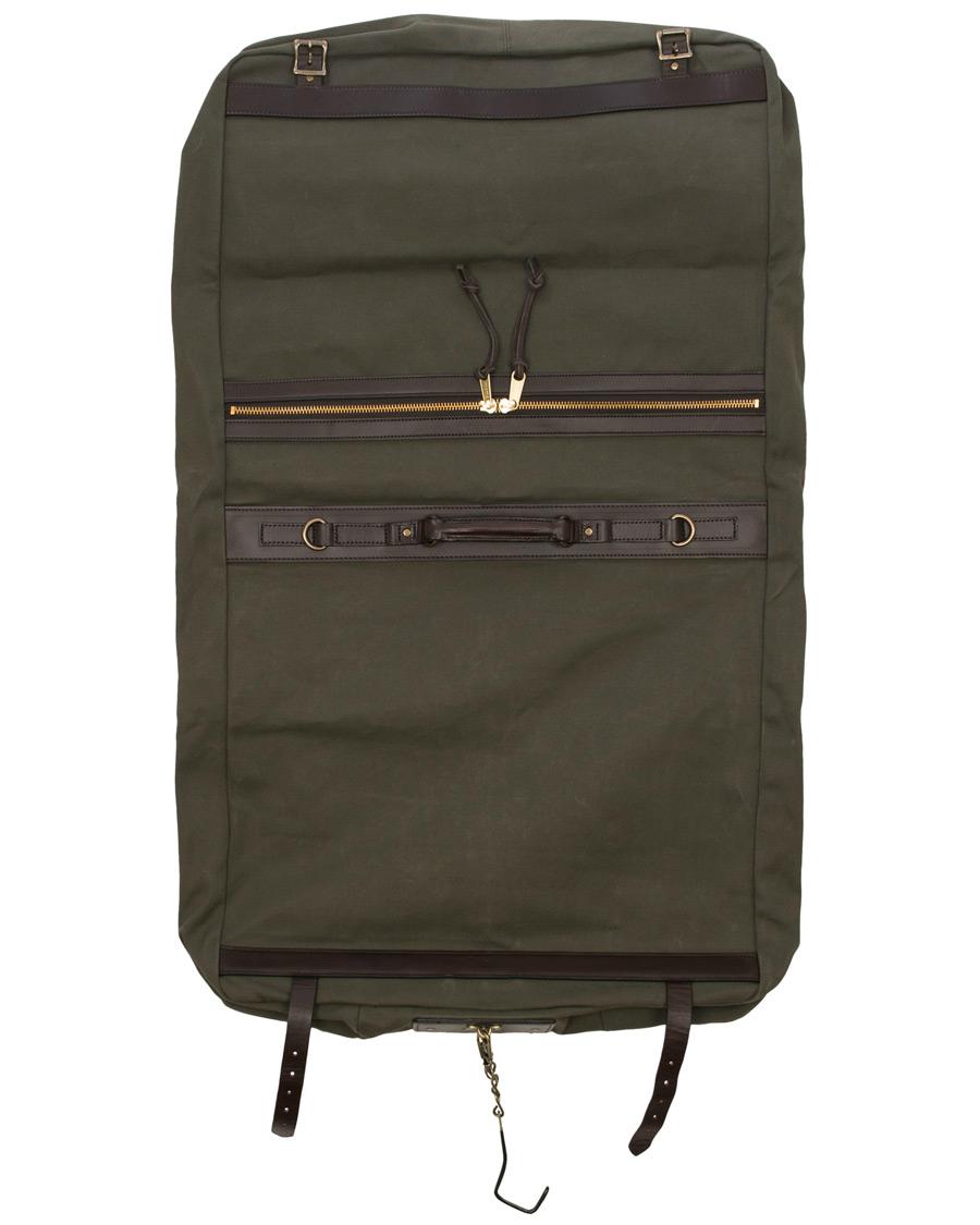 Filson Garment Bag Otter Green Canvas