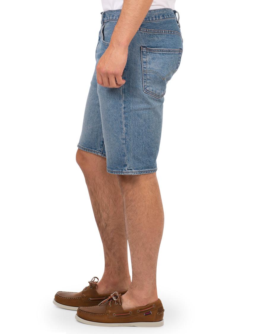 Levi s 501 Hemmed Shorts Baywater hos CareOfCarl.com 253af83a22d55